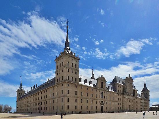 Escorial Monastery and Gardens