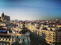 Historical Madrid