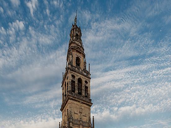 Torre campanario Mezquita
