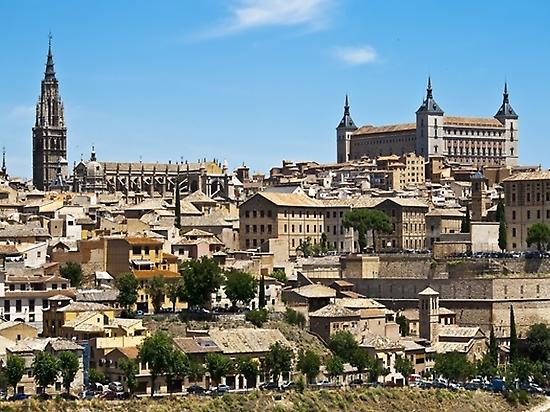 Toledo Full Day from Madrid With...