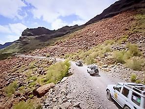 Excursión por Gran Canaria en Jeep
