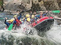 Rafting Ulla River