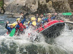 Rafting Ulla River