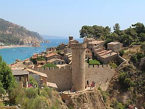 Tour Costa Brava half day from Barcelona