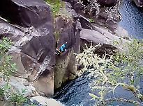Ravine by Verdugo River