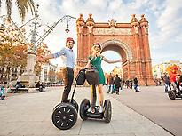 Segway Tour in Barcelona - 3 Hours