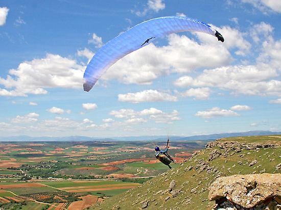Paragliding - Flight Experience