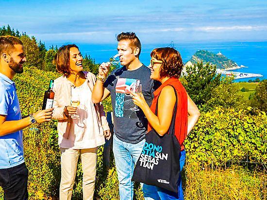 Gueteria: Tour Bodega de Vino + ...