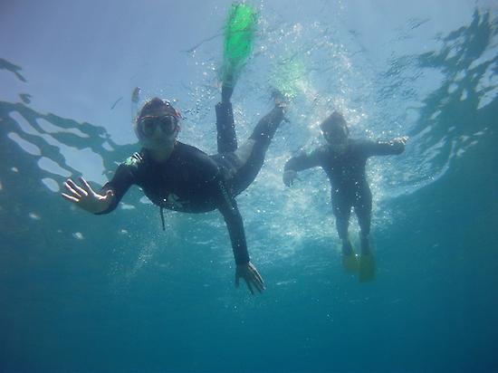 Snorkel tour Lanzarote