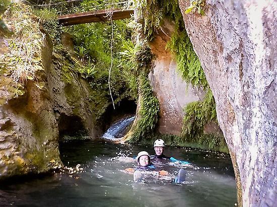 Water Trekking Girona