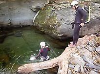 Barranco río Candís
