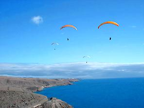 Flight Biplaza in Adeje (Tenerife)