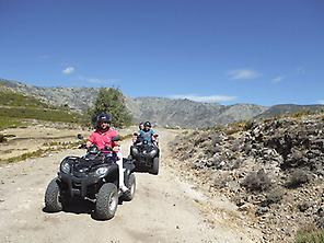 Meet the Sierra de Gredos on Quad