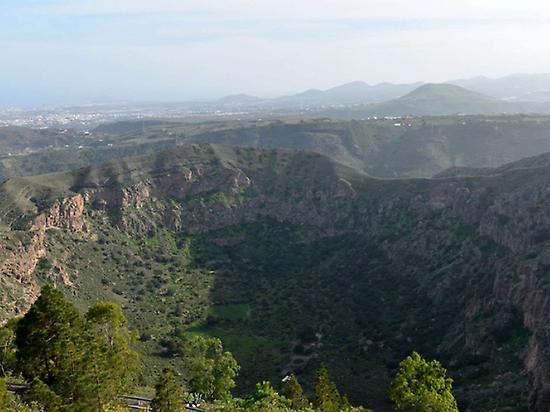 Bandama, Gran Canaria