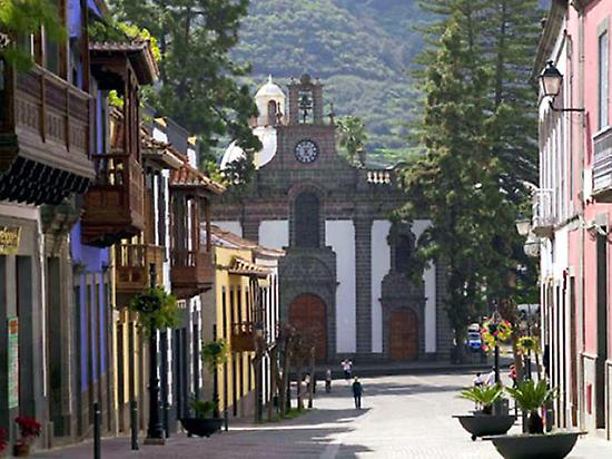 Teror, Gran Canaria