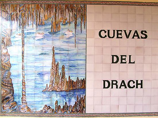 Excursion to the Cave of Drach Mallorca