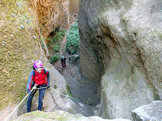 Canyoning in Tenerife 0