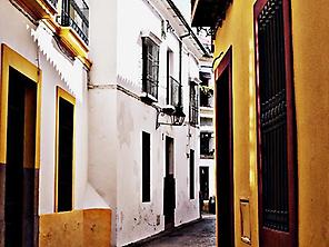 Courtyards and Streets of Cordoba