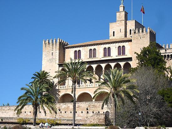 Tourist Bus Palma de Mallorca