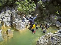 Descent of Ravines: Riera de Sant Aniol