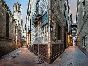 Barcelona Walking Tour Privado