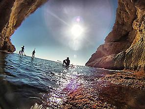 Stand Up Paddle-cave