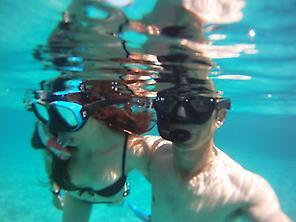 Snorkel reserva marina.