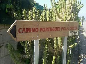 Oporto - Santiago de Compostela (coast w
