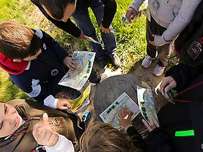 Orienteering for families: Gymkhana