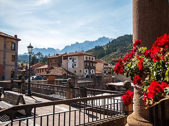 Village of Potes
