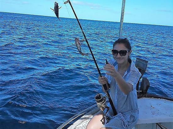Enjoy fishing with tradidional fishermen