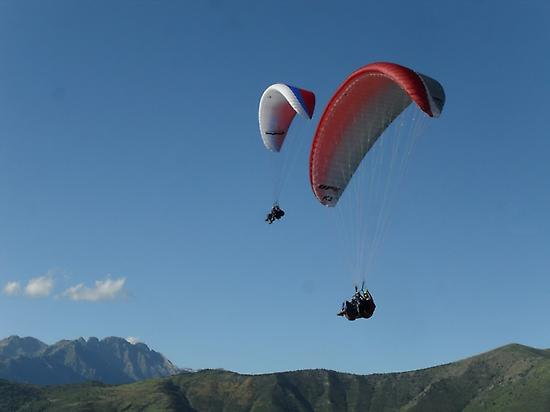 Paragliding in Mallorca