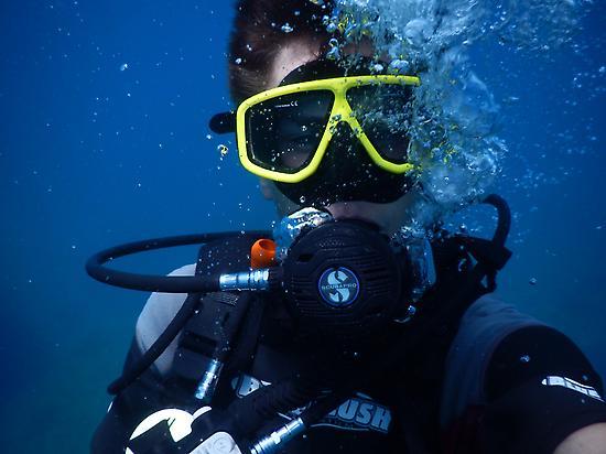 Discover scuba diving in Cape Palos