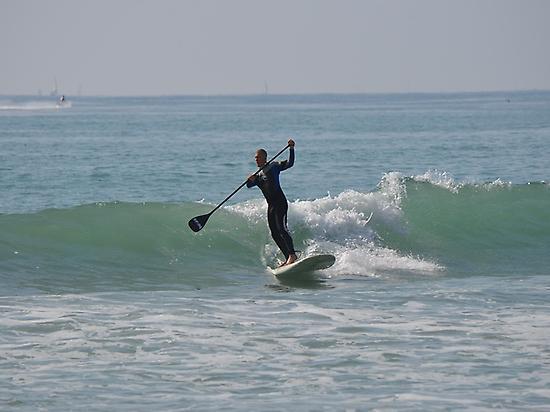 Paddle surf rental in La Ribera