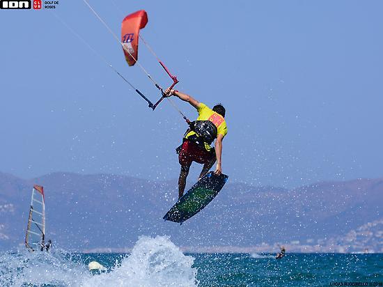 Monitor kite surf
