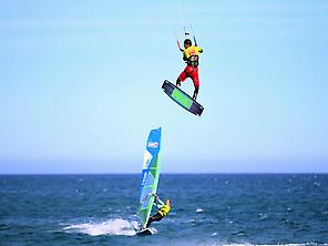 Curso kite surf/ windsurf