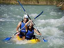 Canoeing with UR Pirineos