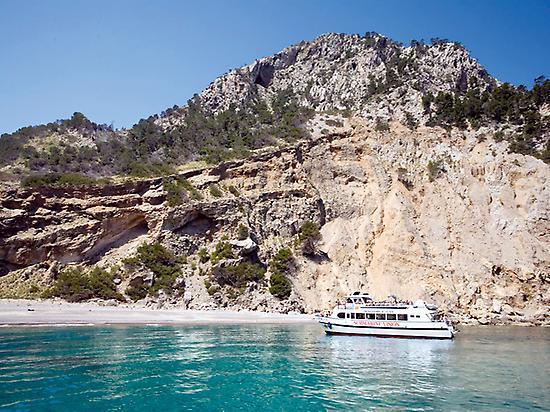 Coll Baix beach