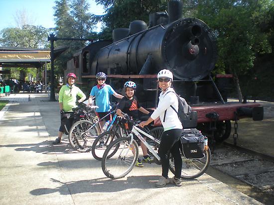 Lucena, Old Rail Station