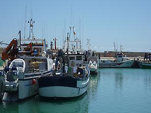 FISHING BOATS CARTAGENA TOURS