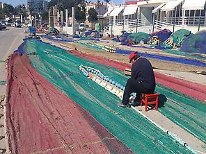 FISHING NETS CARTAGENA TOUR