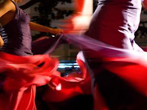 Flamenco dance lesson in Sevilla