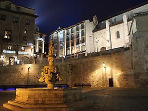 Plaza de Santa María