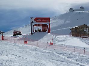 Portillón salida slalom paralelo