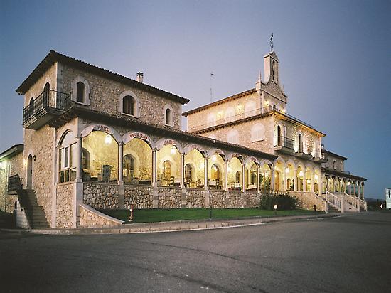 Arzuaga winery.