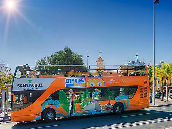 "Tourist Bus ""Tenerife City View"""
