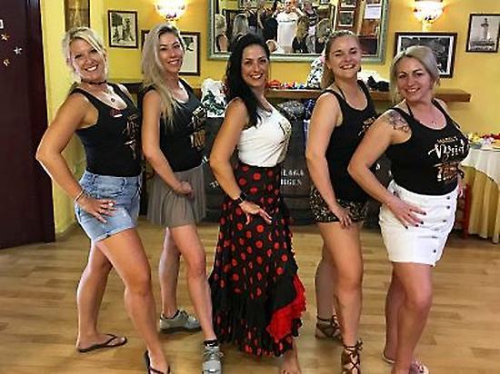 Flamenco Private Lesson in Malaga