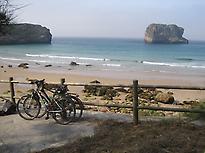 Spain's Green Coast.