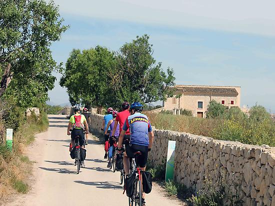 Cycling Mallorca.