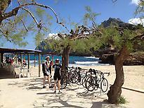 Cycling Mallorca.